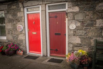 Homes in Bladnock.