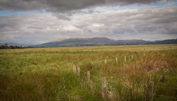 Near the Martyr's Stake, Wigtown.
