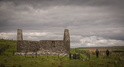 St Ninian's chapel on Isle of Whithorn.