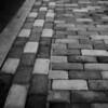 Street brick, Old San Juan, Puerto Rico