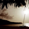 Sunset on the beach - Elizabeth Beach, Tortola