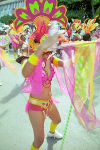 Festival dancing, Road Town, Tortola