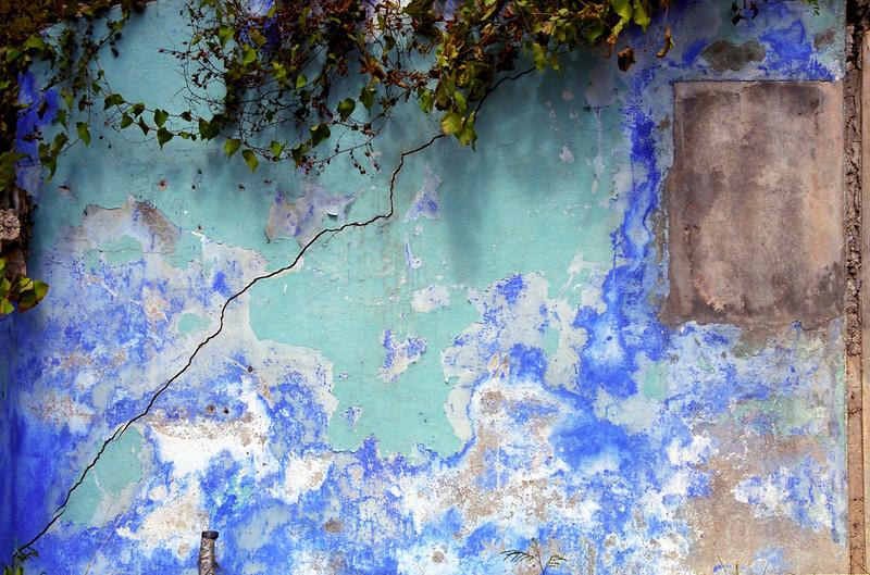 Ida's Wall, Tortola