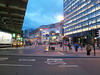 Waterloo Station at twilight<br /> London - 2014-02-04 at 17-07-33