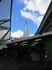 The Shard over the Borough Market<br /> London - 2014-02-04 at 13-57-11