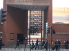 British Library gate<br /> London - 2014-02-05 at 10-47-06
