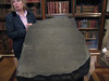 Rosetta Stone (copy) in King's Library