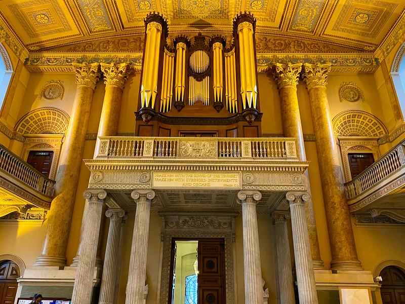 08 The Chapel Organ
