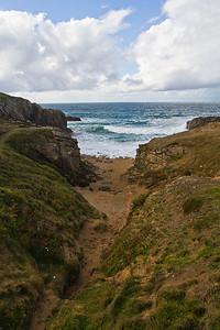 Cote Sauvage, Quiberon, Morbihan, Brittany