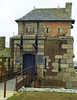 Tour Vauban gatehouse with drawbridge.