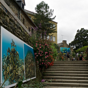 La Gacilly photo exhibition – Jacques Perrin.