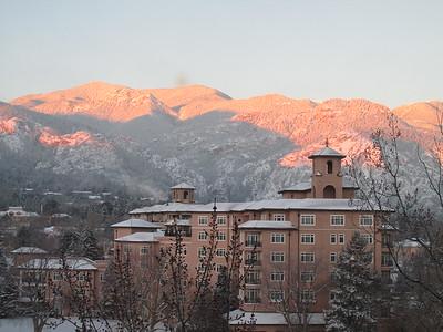 Broadmoor '12,'14, & '15