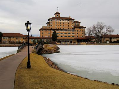 Broadmoor '08, '10, '11