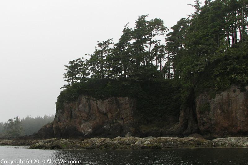 Neat cliffs near Wouwer