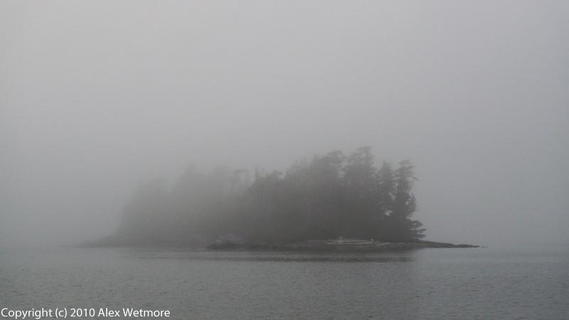 Fog rolling in by Willis