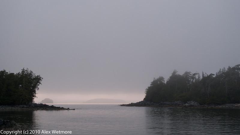 High fog