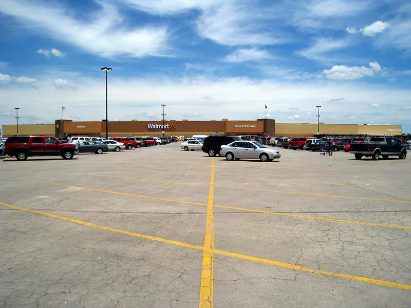 Brownwood Walmart