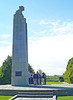 The main Canadian monument, dedicated to those who withstood the first German gas attack in 1915.