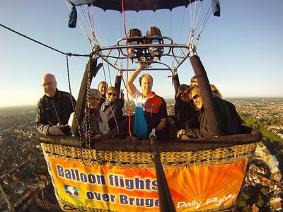 Bruges Ballooning  02/06/2013   --- Foto: Bruges Ballooning / Christophe Saeys