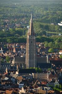 BRUGES BALLOONING   Brugge 02/06/2013   --- Foto: Jonny Isaksen