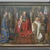 Jan van Eyck 1436: Madonna with Canon Joris van der Paele<br /> Groeningemuseum, Brugge 01/06/2013   --- Foto: Jonny Isaksen