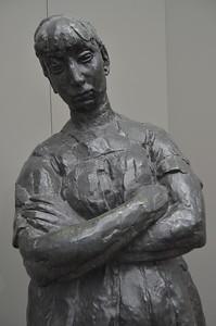 Rik Wouters 1913: Domestic Worries Groeningemuseum, Brugge 01/06/2013   --- Foto: Jonny Isaksen