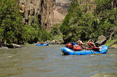 Rafting the Bruneau River, Idaho Far and Away Adventures