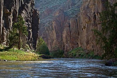 Bruneau River Canyon, Southwestern Idaho