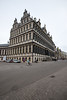 Stadhuis Gent, Botermarkt, Ghent, Belgium.