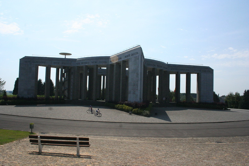 Belgium - Bastogne Memorial (Battle of the Bulge)