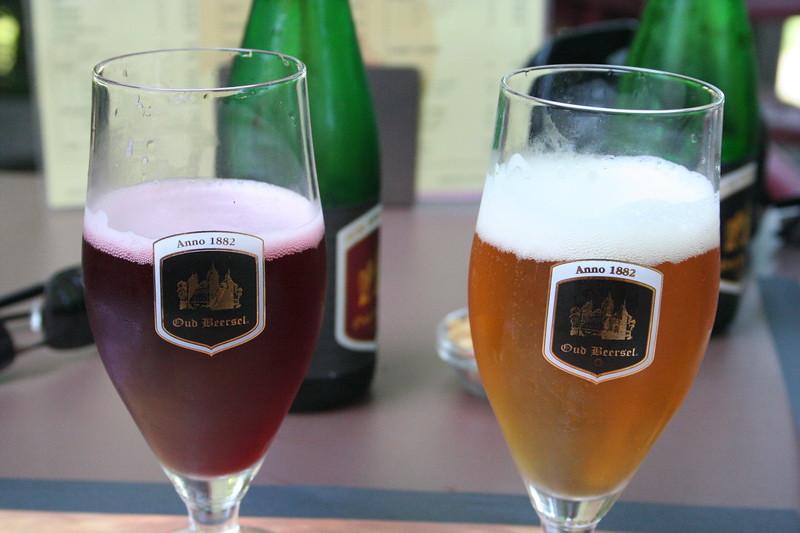 Belgium - Kasteel Beersel Lunch