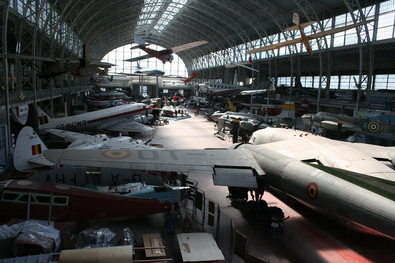 Brussels - Military Museum