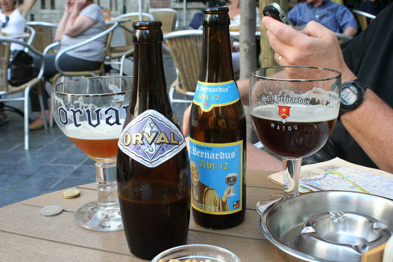 Brussels Pub 1st Beers