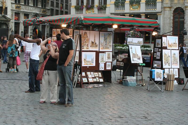 Brussels - Grande Place