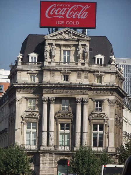 Place de la Brouckere, Brussels