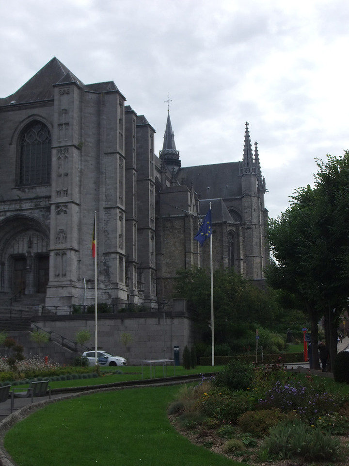 Collegiate Church of St. Waudru, Mons