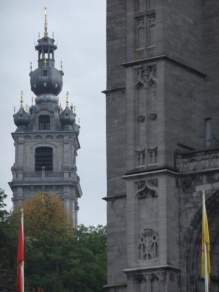 Collegiate Church of St. Waudru, Mons