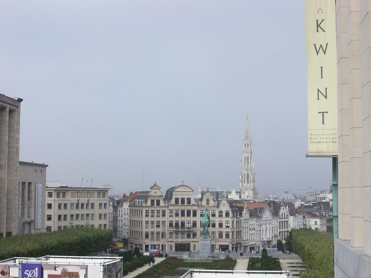Art Gallery, Brussels