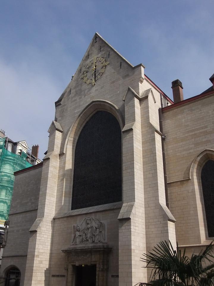 St Nicholas, Brussels