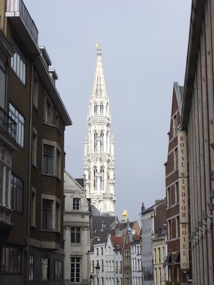 St Catherines, Brussels
