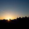 Dawn in Brussels