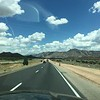 Driving to Bryce