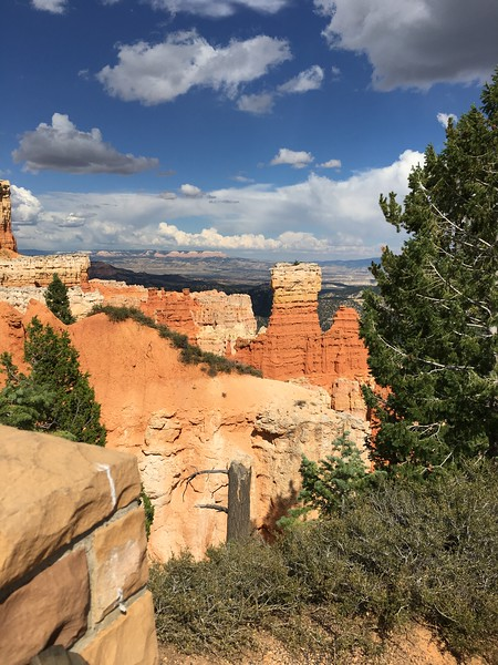 Bryce skies and colors