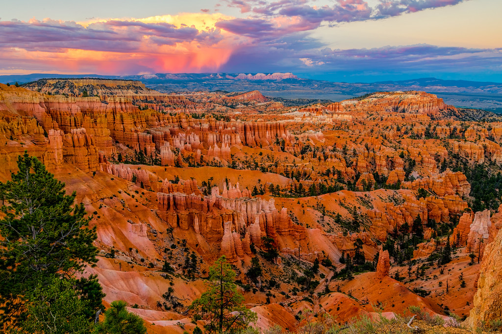 Bryce Canyon National Park: Sunset Point 7-23-16