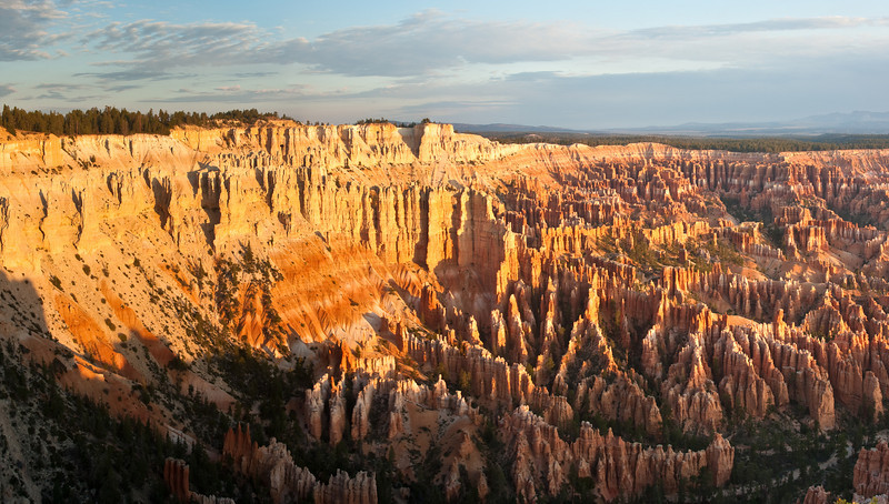 Bryce Amphitheater Pano<br /> <br /> Photo by Dennis