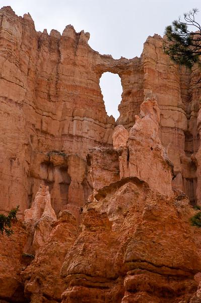 Arch near Inspiration Point-0049