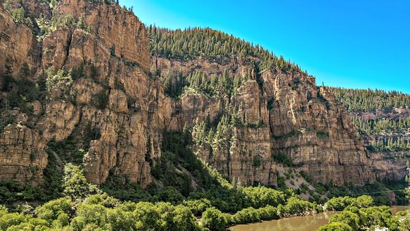 Glenwood Canyon, CO