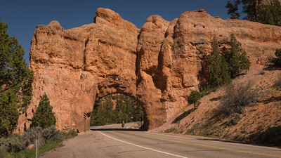 Red Canyon Tunnel on Scenic Byway 12