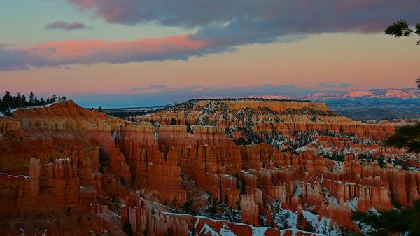 Bryce National Park, Utah Dec '11