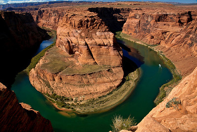 Horseshoe Bend in Northern AZ